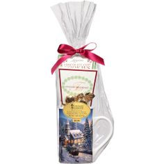 Holiday Thomas Kinkade Tea & Mug Assortment Gift Set, 5 pc (Design will vary): Food Gifts : Walmart.com