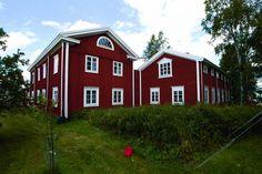 Hämes-Havunen - Kauhajoki, South Ostrobothnia province of Western Finland. - Etelä-Pohjanmaa. Genealogy Search, Swedish House, House Landscape, Wooden House, Scandinavian Home, Helsinki, Old Houses, Beautiful Homes, Beautiful Pictures