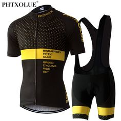 Cheap cycling sets, Buy Quality cycling short sleeve set directly from China cycle clothing sets Suppliers: Phtxolue Cycling Clothing Cycling Sets Bike Clothing/Breathable Men Bicycle Wear Spring Summer Short Sleeve Cycling Jerseys sets Cycling Wear, Bike Wear, Cycling Jerseys, Cycling Outfit, Women's Cycling, Road Bike Women, Cycle Ride, Bike Shoes, Summer Shorts