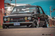U 510 Datsun 510, Datsun Bluebird, Nissan March, Vw Mk1, Rims For Cars, Old School Cars, Power Cars, Japan Cars, Mustang Cars