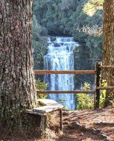 Contemplar toda a beleza e força do Salto do Zinco  #zinco #santacatarina #nature #natureza #waterfall #cachoeira #campodozinco #brazil