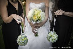 Soft yellow and white bouquets. www.lindavos.co.za White Bouquets, Bridal Bouquets, Bridesmaid Dresses, Wedding Dresses, Beautiful Couple, Princess, Yellow, Couples, Photography