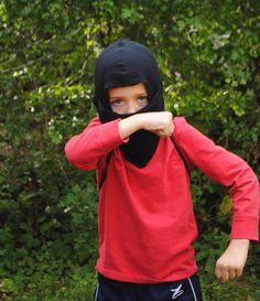 Ninja Mask Tutorial