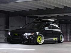 Audi A4 d-rift shaggin wagon!