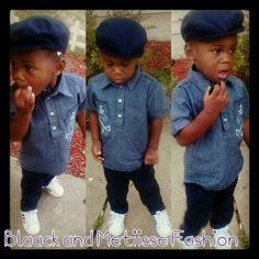 Great boy dressing