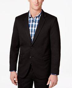 Alfani Men's Soft Touch Stretch Sport Coat, Created for Macy's | macys.com