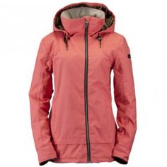 Ride Snowboards Womens Jacket Blackmail Rosy Wool Hounds