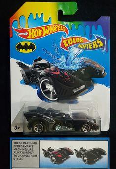 Color Shifters #Batmobile 2015