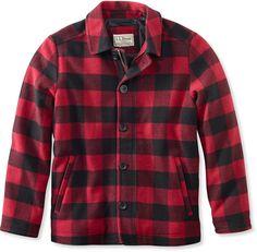 Bean's Wool Jacket, Plaid Mens Wool Coats, Ll Bean, Men Casual, Plaid, Stylish, Mens Tops, Jackets, Fashion, Gingham