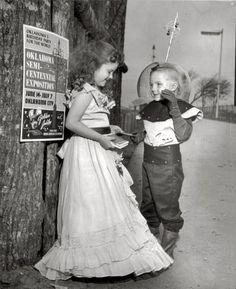 Space-Boy: 1957 | Shorpy Historic Photo Archive