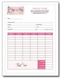 cake order form templates free cupcakes pinterest order form. Black Bedroom Furniture Sets. Home Design Ideas