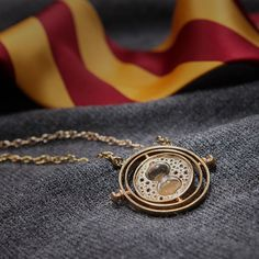 Hermione's Time Turner (From the movie Harry Potter and the Prisoner of Azkaban)