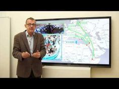 """""""This video shows you why the refugees crossing the Mediterranean by boat can't just fly to Europe."""""""