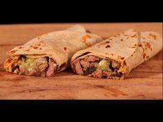 - Receta para preparar Burrito De Carne Asada - Ole Mexican Foods