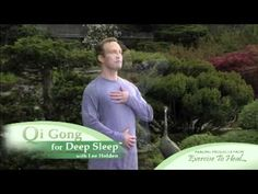 Qi Gong for Deep Sleep with Lee Holden