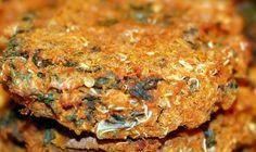 Quinoa Lentil Sweet Potato Burgers