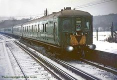 David Heys steam diesel photo collection - 31 - BR SOUTHERN REGION - 2