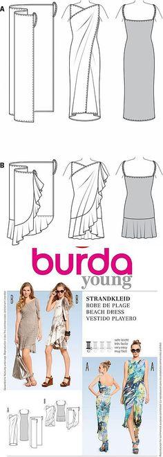 Opět na jednoduchý vzor / jednoduché vzory / módní stránky o stylové oblečení a vnitřní změny | шьем быстро и легко | Постила