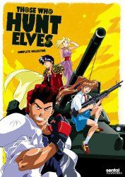 Anime DVD Review: Those Who Hunt Elves Complete Collection