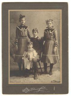 Vintage Cabinet Cards | Judy's Postcards Plus