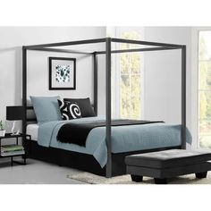 Results for: Canopy Queen Bed at Overstock