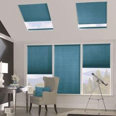 Bali Diamond Cell Light Filtering Horizontal Cellular Shade, Custom