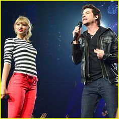 Taylor Swift: Train's 'Drive-By' Live in Concert - Watch Now!