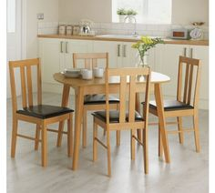 Buy HOME Witley Extendable Table And 4 Chairs