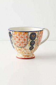 Kebaya Mug | Anthropologie.eu http://www.anthropologie.eu/en/europe/cups+mugs/kebaya-mug/invt/7544601812998/=Gold