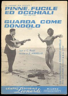 Edoardo Vianello (spartito)