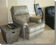 This Would Be Great To Have For The Computer Room Lounge Chairs And Computers