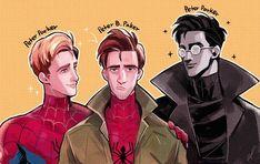 gahh i love spider noir 🖤 Marvel Dc Comics, Marvel Avengers, Marvel Funny, Marvel Art, Marvel Memes, Captain Marvel, Captain America, Spiderman Noir, Spiderman Art