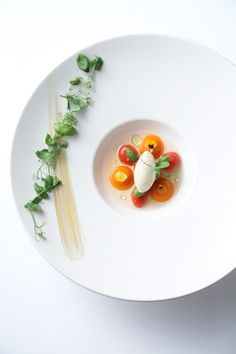 Tate, Tate dining room, fine dining, hong kong, vicky lau #plating #presentation
