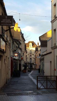 Centre ville - Mantes-La-Jolie - Mantois - Yvelines - Ile de France - France