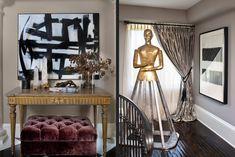 Kris Jenner Home - Jeff Andrews Design. Hidden Hills, CA. Casa Da Kris Jenner, Kris Jenner House, Best Interior, Home Interior Design, Interior And Exterior, Interior Decorating, Exterior Design, Casa Kardashian, Kardashian Jenner