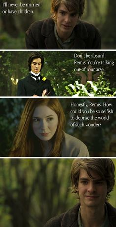 Someone really needs to make the Marauders into a HBO series...