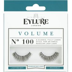 9381b785e2c EYLURE Volume 100 Lashes (350 PHP) ❤ liked on Polyvore featuring beauty  products,