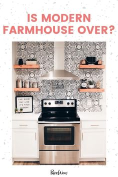 It's official: Modern farmhouse is a thing of the past… but that doesn't mean we're saying goodbye to the farmhouse trend (entirely). Here's everything you need to know about 2021's coastal farmhouse trend (plus a few items you'll need for a makeover). #farmhouse #home #decor Coastal Farmhouse, Modern Farmhouse, Home Decor Trends, Home Decor Inspiration, Blue Table Lamp, Aging Wood, Beaded Chandelier, Indoor Outdoor Rugs, Furniture Sale