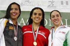 Ayumi Macías obtiene su clasificación a Juegos Panamericanos 2015 ~ Ags Sports