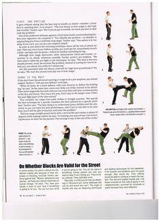Eyal Yanilov's interview for Black belt magazine