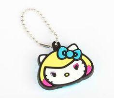 Hello Kitty Key Cap: Aya