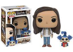 Pop! Movies: Labyrinth - Sarah & Worm