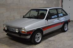 Check out this fast Ford. 1980 ford fiesta supersport, show condition and just 28896 miles. Ford Rs, Car Ford, Mk1, Good Looking Cars, Ford Classic Cars, Motor Scooters, Supersport, Modified Cars, Vintage Trucks