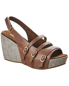 a7106f6d6334f4 Antelope 797 Leather Wedge Sandal 40 -- You can find out more details at  the link of the image. Linnea Leachman · Sandals