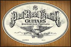 Paul Reed Smith – PRS Guitars Stevensvill, Maryland, USA « David Smith – Traditional Ornamental Glass Artist