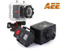 Action Cam AEE SD19F Sport Pack Full HD y TFT
