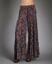 how fabulous are these #FreePeople wide leg pants?!? $128.00  http://www.southmoonunder.com/Free-People-Floral-Wide-Leg-Pants/152130,default,pd.html?dwvar_152130_color=MIDN=1=newarrivals