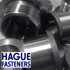 Case Hardened Threaded Assemblies by Hague Fasteners