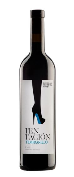 Tentación.Tempranillo wine. Spain #taninotanino #vinosmaximum