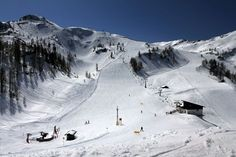 Zauchensee, Austria is such a lovely place to go skiing. If you ever go, make sure to have lunch in the alm!